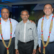 Channel partner get together at Jamshedpur